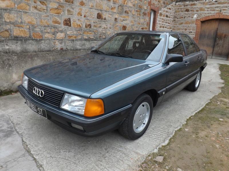 [42] Audi 100 ASCOTT 2L 115CV de 10/1987 - Page 2 Dscf2056