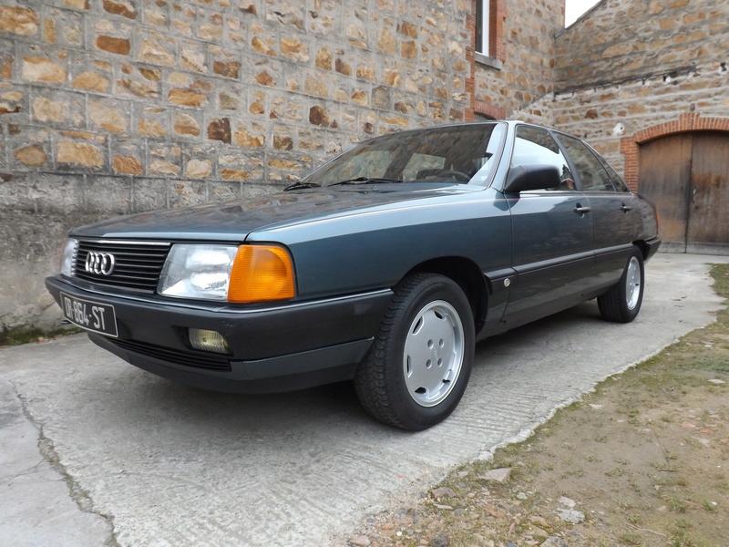 [42] Audi 100 ASCOTT 2L 115CV de 10/1987 - Page 2 Dscf2057