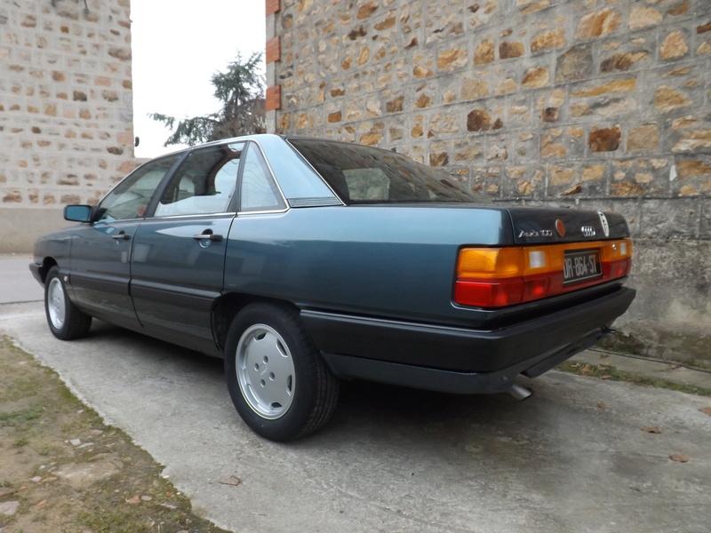 [42] Audi 100 ASCOTT 2L 115CV de 10/1987 - Page 2 Dscf2058