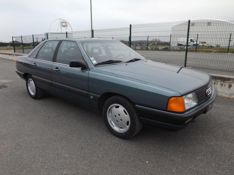 [42] Audi 100 ASCOTT 2L 115CV de 10/1987 - Page 2 Dscf2059