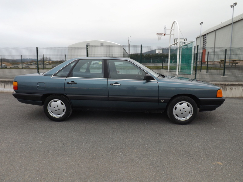 [42] Audi 100 ASCOTT 2L 115CV de 10/1987 - Page 2 Dscf2060