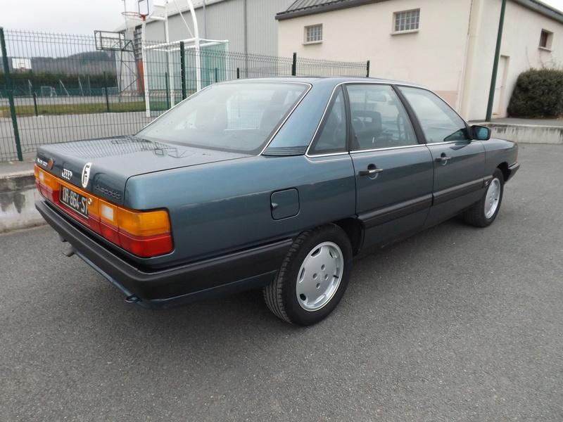 [42] Audi 100 ASCOTT 2L 115CV de 10/1987 - Page 2 Dscf2061