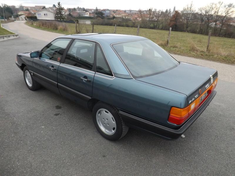 [42] Audi 100 ASCOTT 2L 115CV de 10/1987 - Page 2 Dscf2062