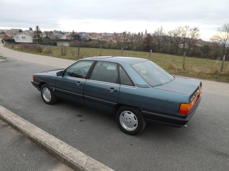 [42] Audi 100 ASCOTT 2L 115CV de 10/1987 - Page 2 Dscf2063