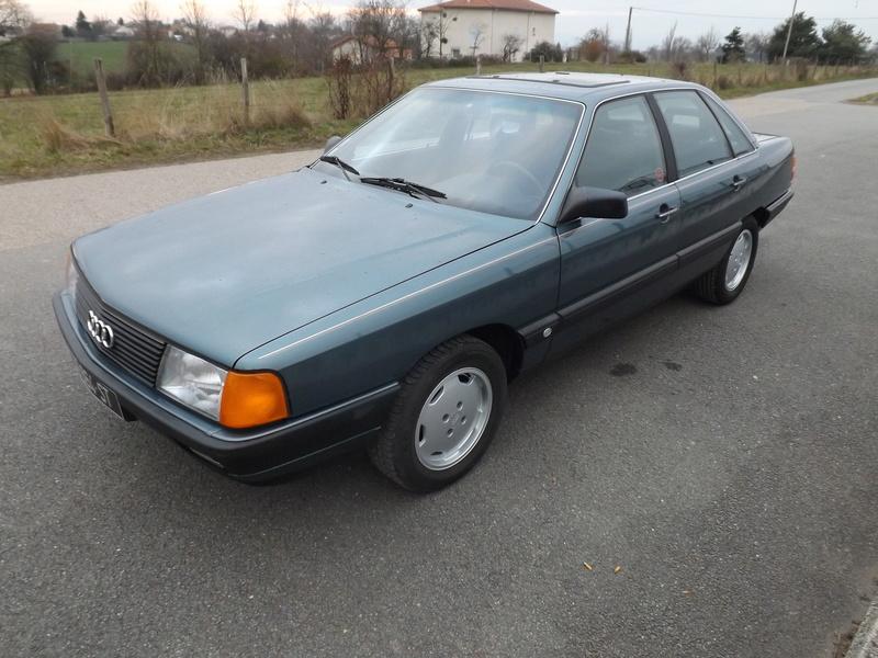 [42] Audi 100 ASCOTT 2L 115CV de 10/1987 - Page 2 Dscf2064
