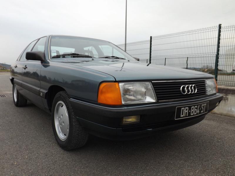 [42] Audi 100 ASCOTT 2L 115CV de 10/1987 - Page 2 Dscf2065