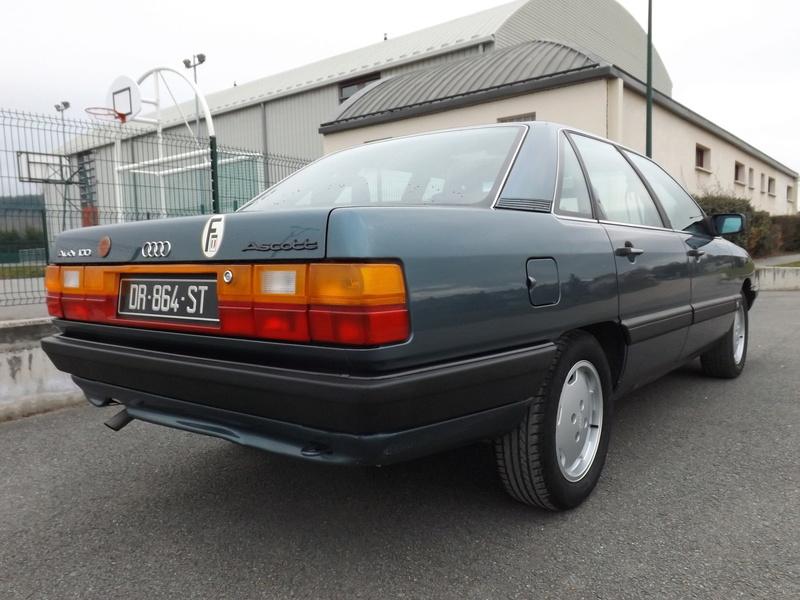 [42] Audi 100 ASCOTT 2L 115CV de 10/1987 - Page 2 Dscf2066