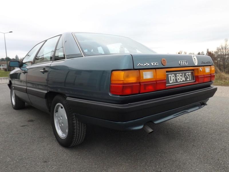 [42] Audi 100 ASCOTT 2L 115CV de 10/1987 - Page 2 Dscf2067