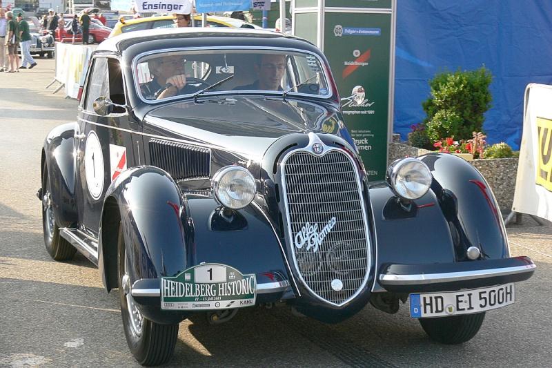 Heidelberg Historic 2013 - Oldtimer-Rallye 001_2010