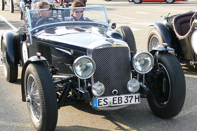 Heidelberg Historic 2013 - Oldtimer-Rallye 003_2011