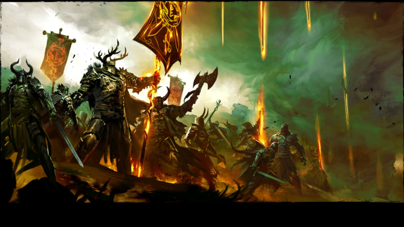 WvW with the Leaders Gw2bor10