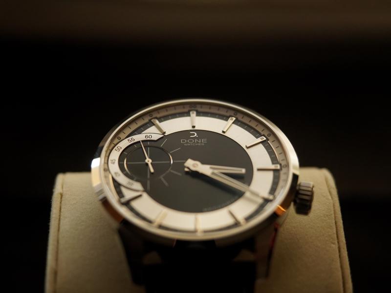 DONE watches - Premières impressions Pc160610