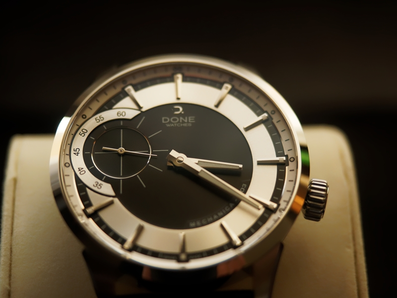 DONE watches - Premières impressions Pc160611