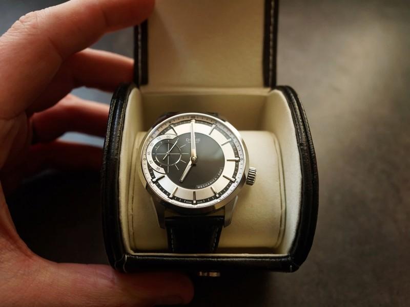 DONE watches - Premières impressions Pc160612