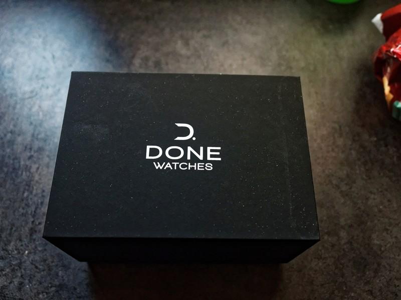 DONE watches - Premières impressions Pc160614