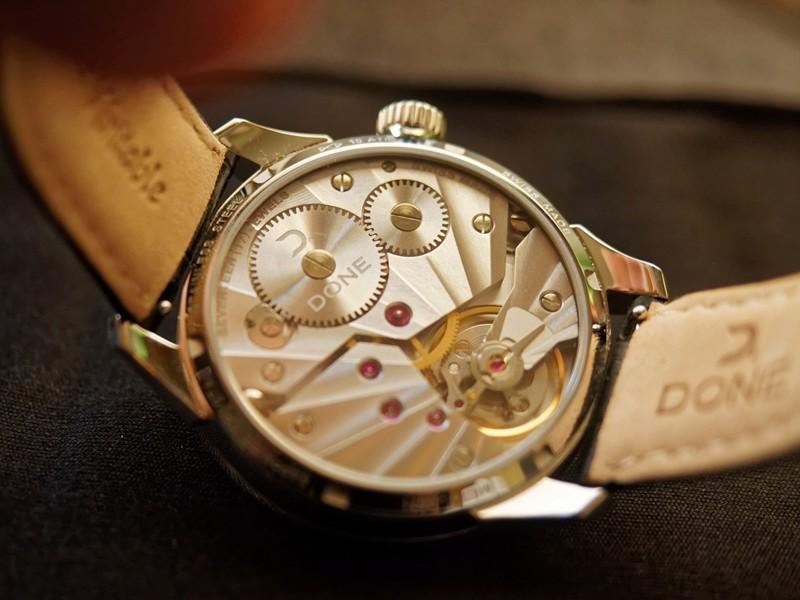 DONE watches - Premières impressions Pc160615