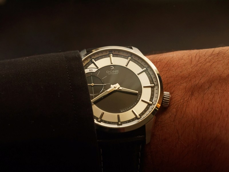 DONE watches - Premières impressions Pc160710