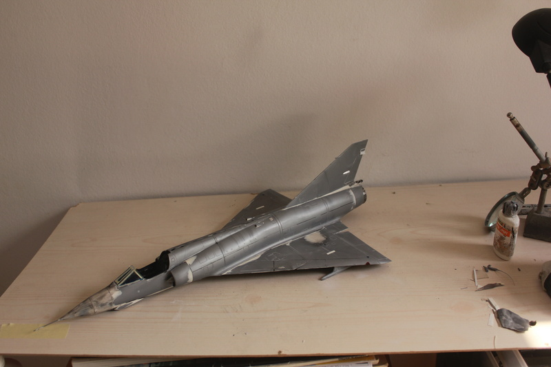 Mirage III E 1/32 revell - Page 5 Img_2021