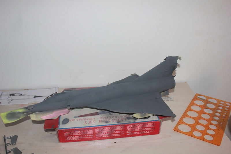 Mirage III E 1/32 revell - Page 6 Img_2031