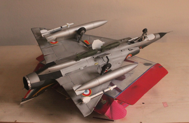 Mirage III E 1/32 revell - Page 6 Img_2115
