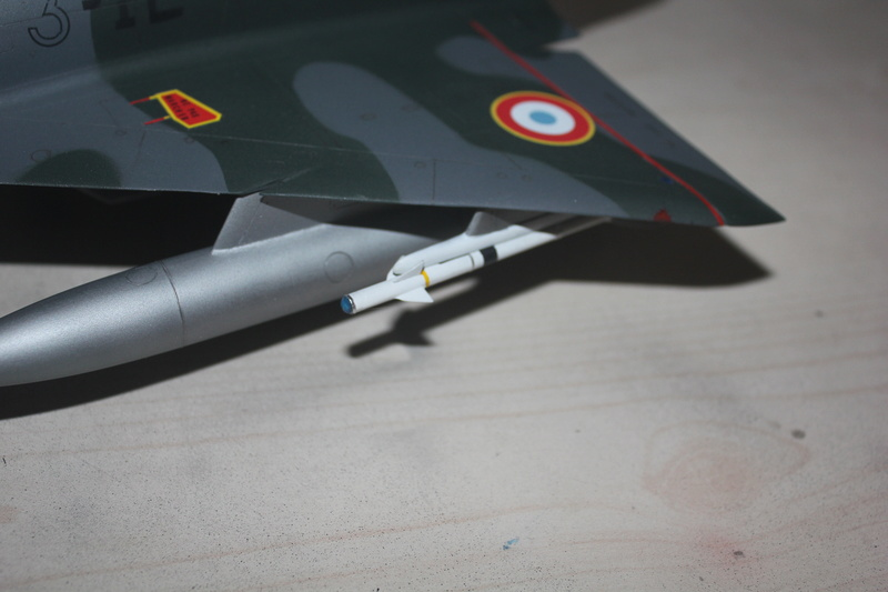 Mirage III E 1/32 revell - Page 6 Img_2117