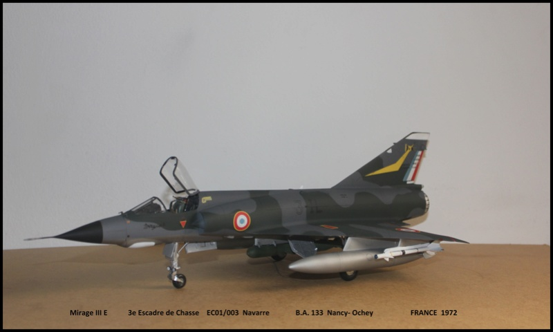 Mirage III E 1/32 revell - Page 7 Mirage13