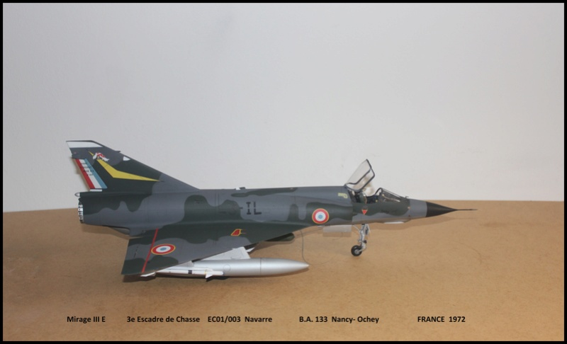 Mirage III E 1/32 revell - Page 7 Mirage15