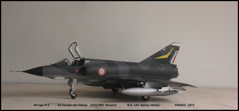 Mirage III E 1/32 revell - Page 7 Mirage18