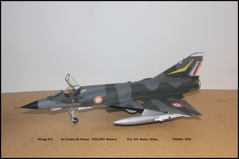 Mirage III E 1/32 revell - Page 7 Mirage19