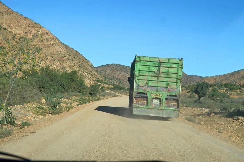 [Maroc Camp/Dernières nouvelles] accès au camping  la vallée à abaynou  Fb_img13