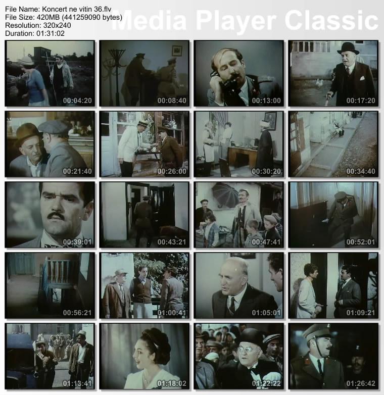 Koncert ne vitin 1936 (1978) Koncer10
