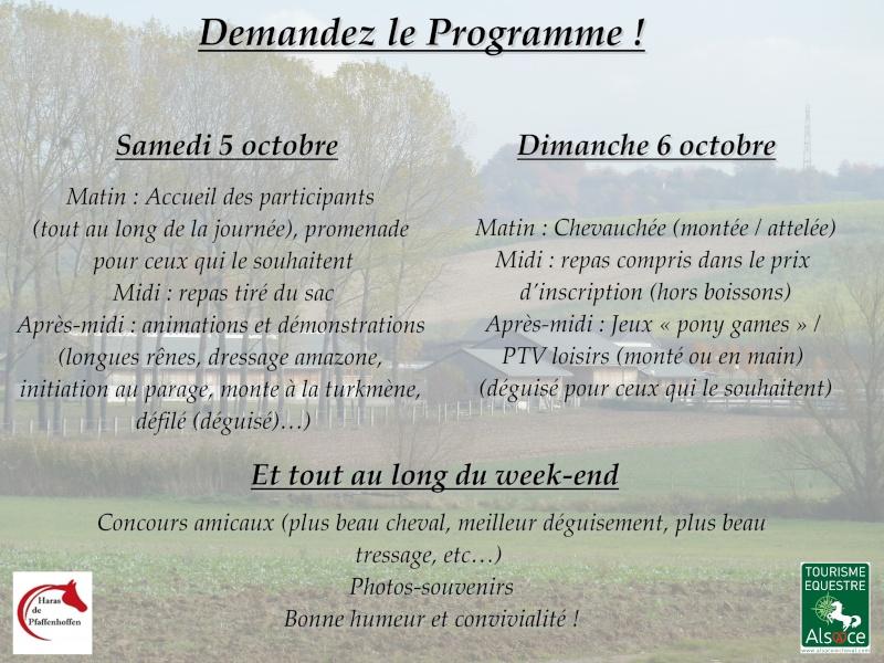 Rassemblement amical IC/GC et journée cheval de loisirs 5-6 octobre Alsace Progra12