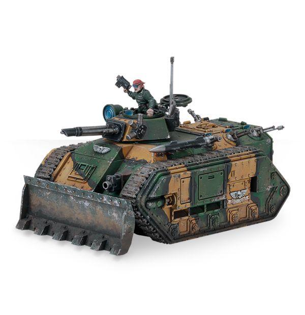 Warhammer 40K Chimer10