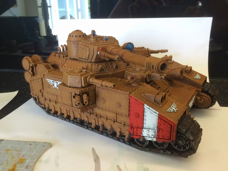 Warhammer 40K Tank-s10