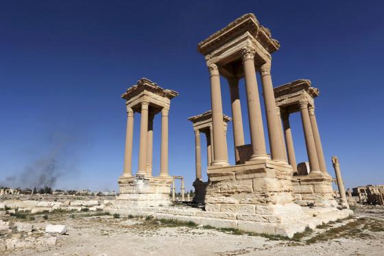Mai 2015 chute de Palmyre Tetrap10