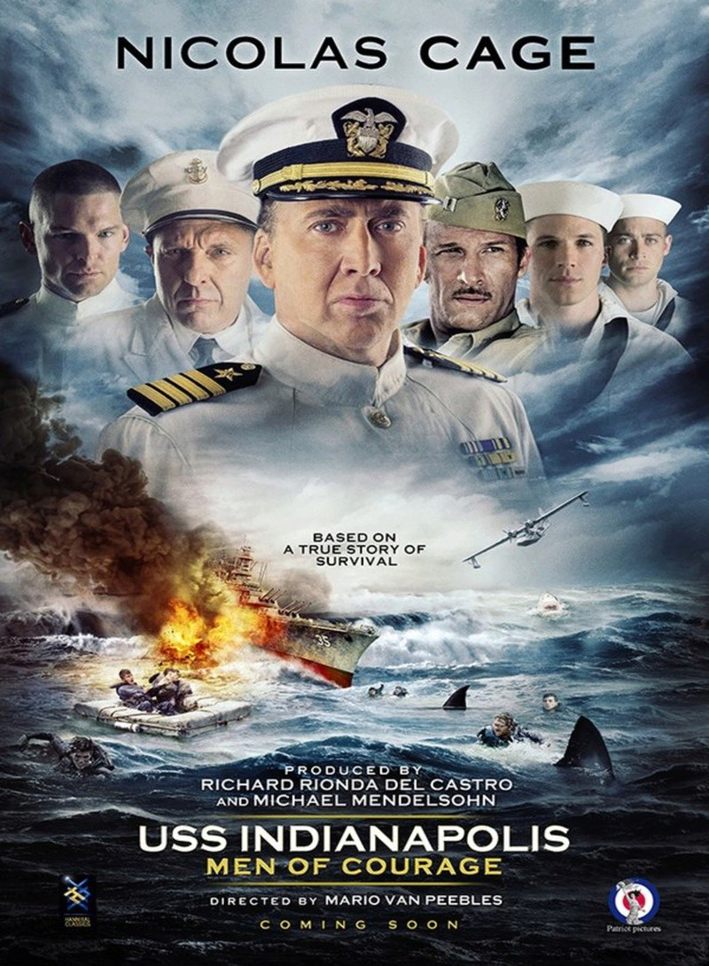 Men of courage sur l USS Indianapolis Uss_in10