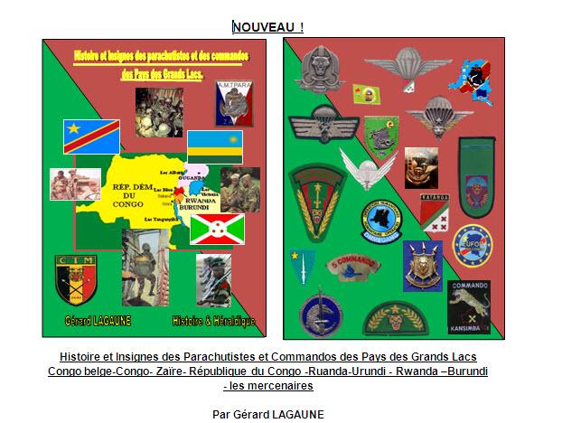 Histoire et Insignes des Parachutistes et Commandos des Pays des Grands Lacs Bouqui10