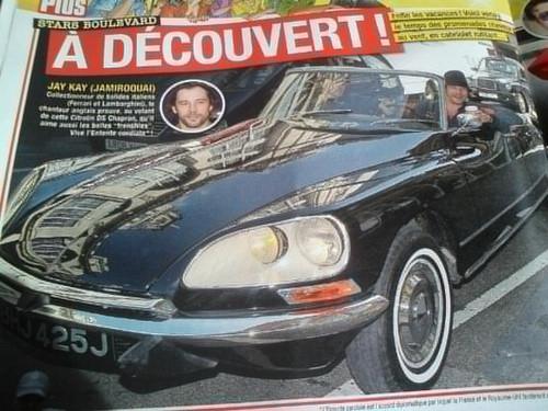 [PEOPLE] Citroën et les stars... 5079011