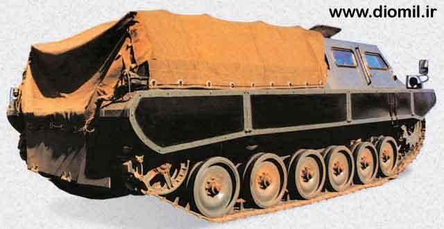 l'industrie militaire iranienne Boraqf10