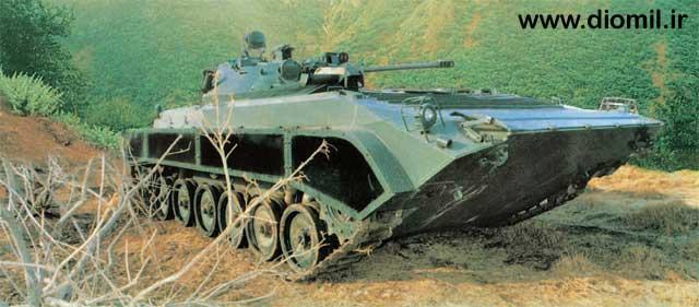 l'industrie militaire iranienne Boraqt10