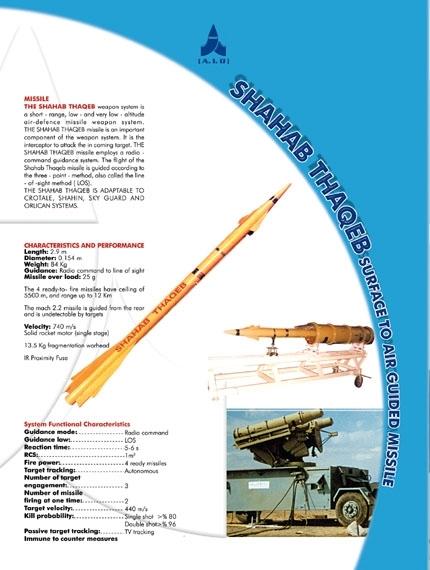 l'industrie militaire iranienne Irania10