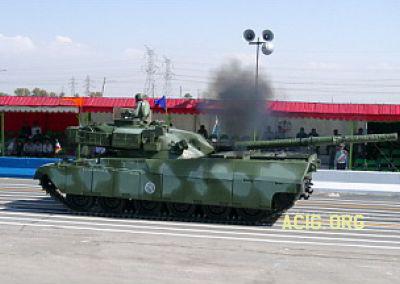 l'industrie militaire iranienne Irpar010