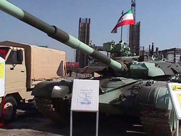 l'industrie militaire iranienne Khoram10