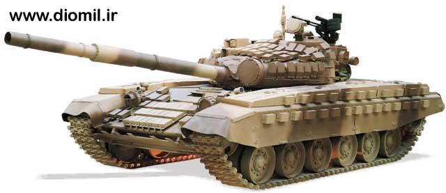 l'industrie militaire iranienne T72s10