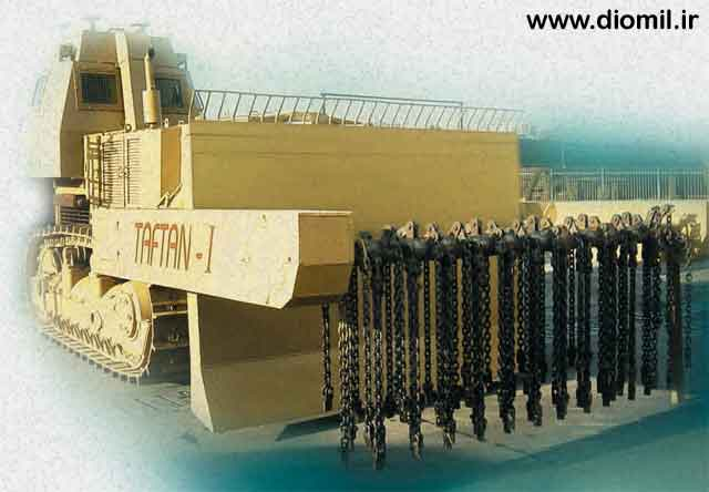 l'industrie militaire iranienne Taftan10