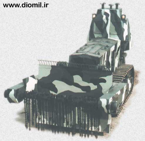 l'industrie militaire iranienne Taftan11