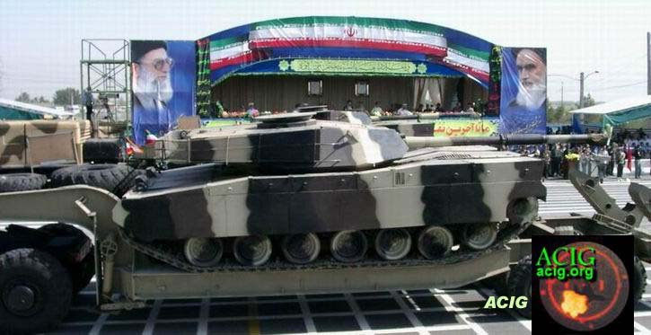 l'industrie militaire iranienne Zolfag10