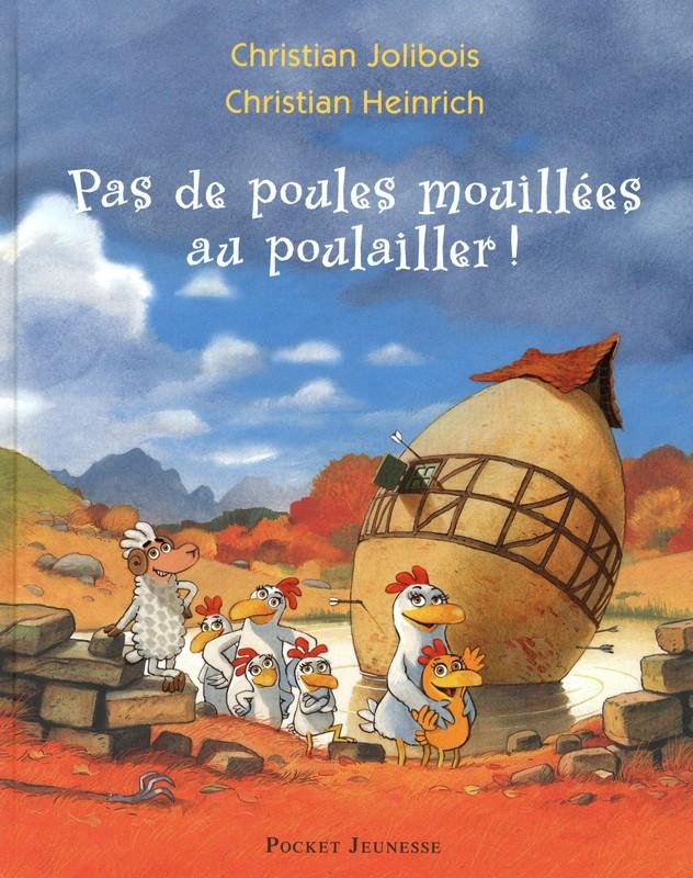 [Jolibois, Christian et Heinrich, Christian]  Les P'tites Poules (série) 97822610