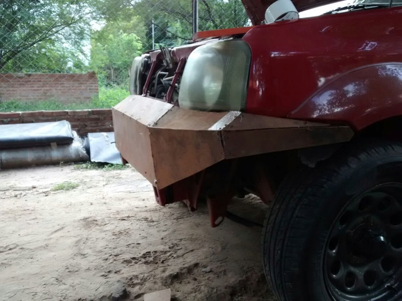 Bumper para jimmy 0a508010