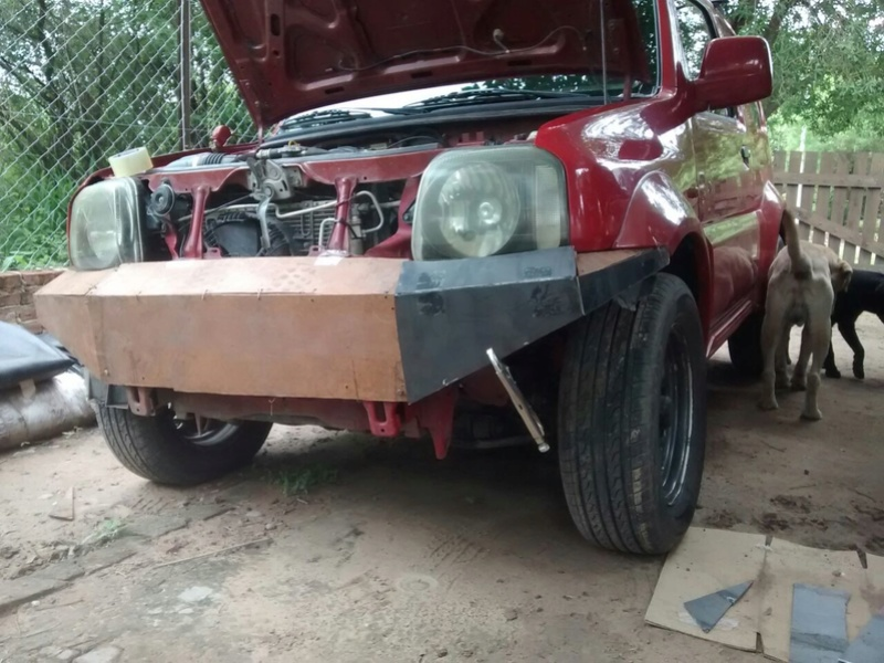 Bumper para jimmy 0ba17f10